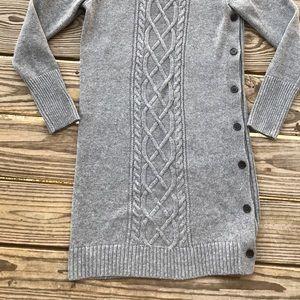 dc4f8452969 J. Crew Dresses - NWT J.Crew Cable knit Turtleneck sweater dress